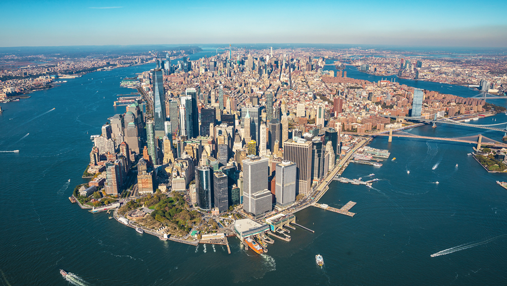 Capalino's The Future of New York: Building Resiliency to Protect New York from Climate Change
